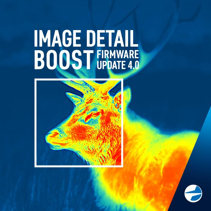 Firmware UPDATE 4.0 pro termovizní přístroje Pulsar XP